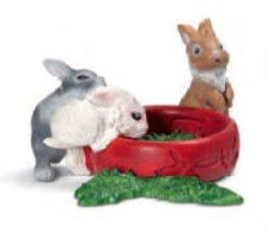 Schleich 13725 - Farm Life: Kaninchenjungen