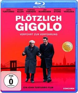 Plötzlich Gigolo (Blu-ray)