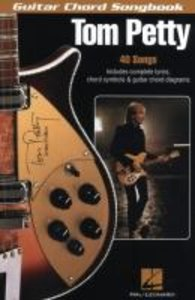Tom Petty Guitar Chord Songbook