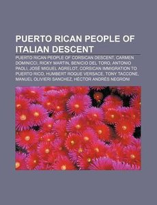 Puerto Rican people of Italian descent
