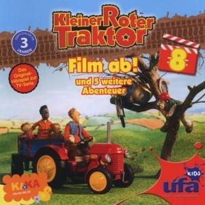 Kleiner Roter Traktor 8 Audio:Film Ab! und 5 weite