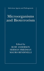 Microorganisms and Bioterrorism