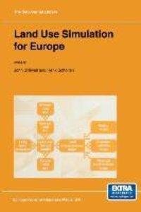 Land Use Simulation for Europe