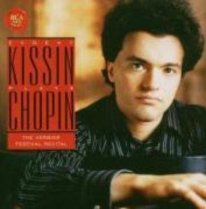 Kissin Plays Chopin/Verbier Recital