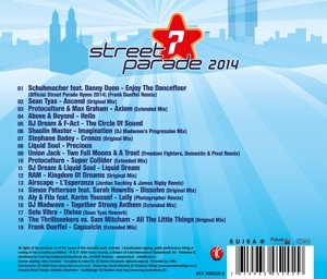 Street Parade 2014-Official Trance