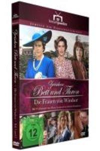 Zwischen Bett und Thron-Die Frauen von Windsor