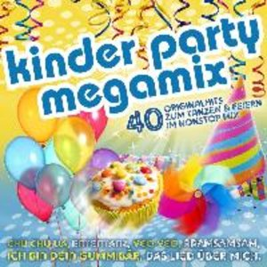 Kinder Party Megamix