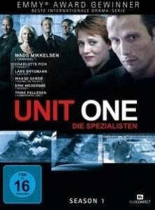 Unit One - Die Spezialisten - Staffel 1