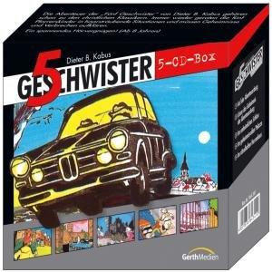5 Geschwister CD-Box 1