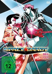 Space Dandy - DVD 6