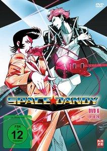 Space Dandy - DVD 6
