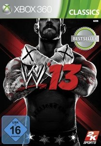 WWE 13 (Software Pyramide)