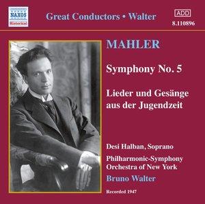 Sinfonie 5/Lieder U.Gesäng