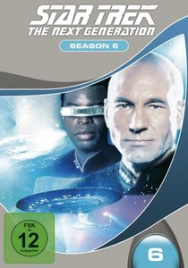 STAR TREK: The Next Generation - Season 6 (7 Discs, Multibox)