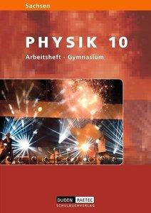Level Physik 10. Schuljahr Arbeitsheft Gymnasium Sachsen