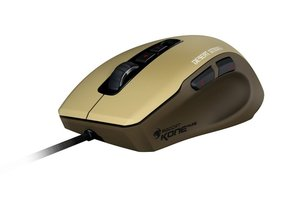 ROCCAT Kone Pure Gaming Mouse - Desert Strike (Military Edition)