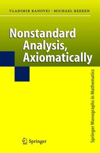 Nonstandard Analysis, Axiomatically