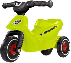 BIG 800056815 - BIG-BOBBY-SCOOTER schwarz-grün