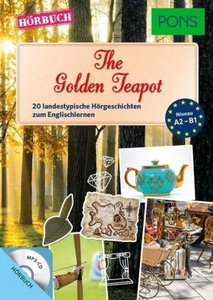 PONS Hörbuch The Golden Teapot