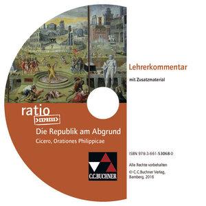 Die Republik am Abgrund. CD-ROM. Lehrerkommentar