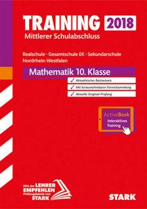 Training Mittlerer Schulabschluss 2018 - Realschule/Gesamtschule