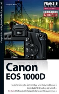 Haasz, C: Fotopocket Canon EOS 1000D