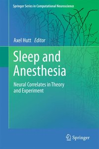 Sleep and Anesthesia