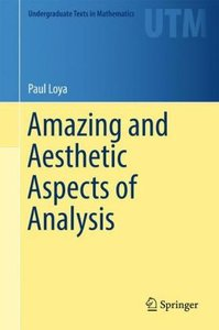 Amazing and Aesthetic Aspects of Analysis