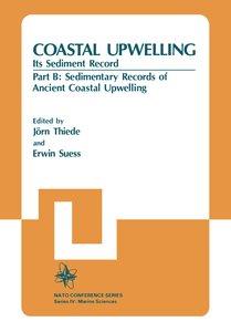 Coastal Upwelling Its Sediment Record