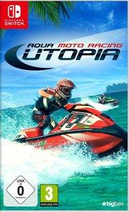 Aqua Moto Racing Utopia, Nintendo Switch-Spiel