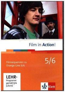 Orange Line. Film in Action! Video-DVD zu Orange Line 6
