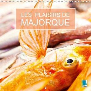 Les plaisirs de Majorque (Calendrier mural 2015 300 × 300 mm Squ