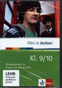 Green Line. Film in Action! Filmsequenzen auf DVD zu Band 5/6 (9