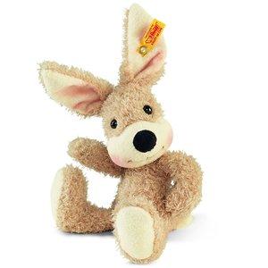 Steiff 080241 - Hase Mr. Cupcake, Plüschtier, 22 cm, beige