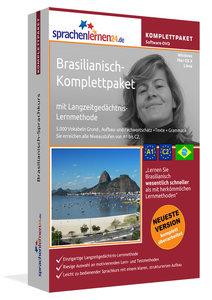 Sprachenlernen24.de Brasilianisch-Komplettpaket (Sprachkurs)