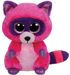 GL Roxie Buddy-Waschbär pink/lila, ca. 2