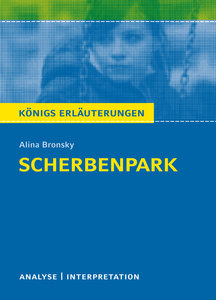 Scherbenpark von Alina Bronsky