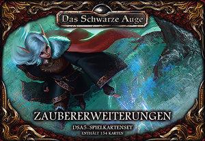 Spielkartenset Aventurische Magie - Zaubererweiterungen