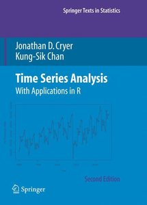 Time Series Analysis with Applications in R