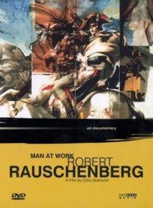 Robert Rauschenberg. Man at Work, 1 DVD
