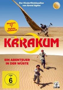 Karakum - Ein Abenteuer in der Wüste, 1 DVD (Director\'s Cut)