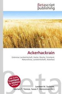 Ackerhackrain