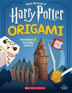 Harry Potter Origami: Fifteen Paper-Folding Projects Straight fr