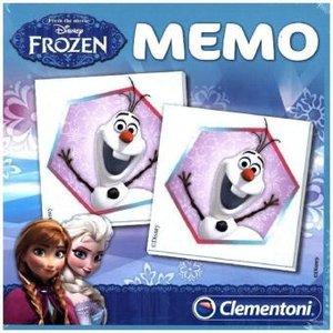 Die Eiskönigin - Völlig unverfroren (Kinderspiel), Memo Game