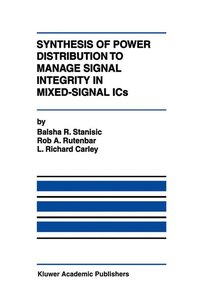 Synthesis of Power Distribution to Manage Signal Integrity in Mi