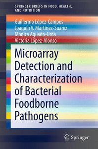 Microarray Detection and Characterization of Bacterial Foodborne