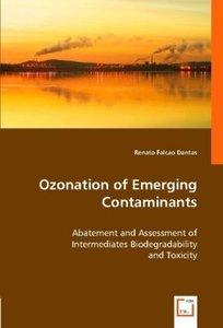 Ozonation of Emerging Contaminants