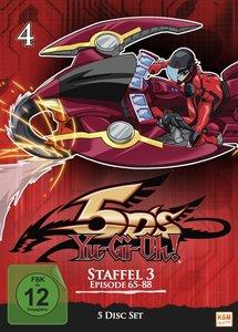 Yu-Gi-Oh! 5D\'s - Staffel 3.1: Episode 65-88