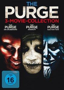 The Purge Trilogy, 3 DVD