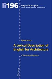 A Lexical Description of English for Architecture